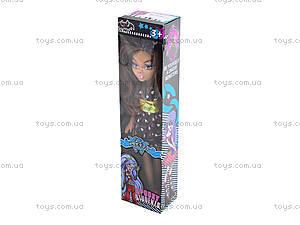 Кукла Monster Girl «Spooky», Q29A, магазин игрушек