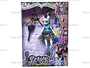Кукла «Монстер Хай» Scaris, 125A-E, игрушки