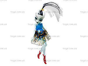 Кукла «Монстер Хай» Scaris, 125A-E, детские игрушки