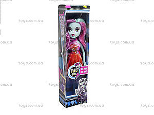 Кукла Monster Girl «Fashion», 916A, магазин игрушек