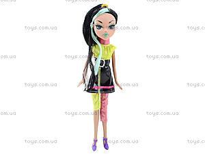 Кукла Monster Girl с расческой, HX6102-1, отзывы