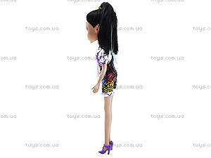 Кукла Monster Girl с расческой, HX6102-1, цена