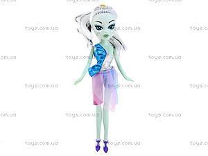 Кукла Monster Girl с расческой, HX6102-1, детские игрушки