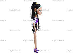 Кукла Monster Girl с расческой, HX6102-1, toys.com.ua