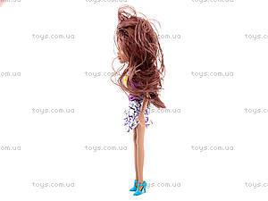 Детская кукла Monster Girl в коробке, HX6102A, детские игрушки