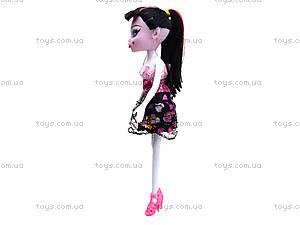 Кукла с аксессуарами Monster Girl, JX83311, фото