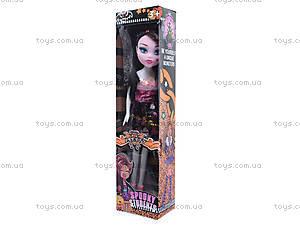 Кукла с аксессуарами Monster Girl, JX83311, отзывы