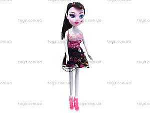 Кукла с аксессуарами Monster Girl, JX83311, цена