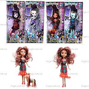 Кукла Monster Girl «My Scaris», 617-5678
