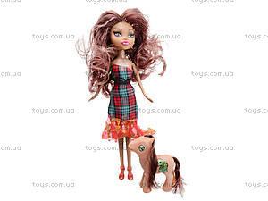Кукла Monster Girl «My Scaris», 617-5678, игрушки