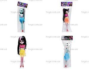 Игрушечная кукла для девочек Monster Girl, YL906KA-1