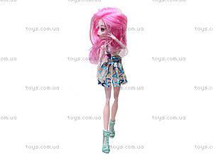 Кукла Monster Girl «Модница», 991B, магазин игрушек