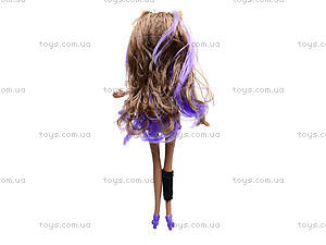 Кукла Monster Girl с модными аксессуарами, HX6103-1, фото
