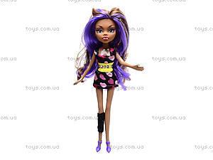 Кукла Monster Girl с модными аксессуарами, HX6103-1, цена