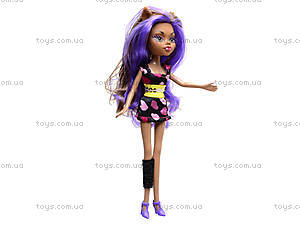 Кукла Monster Girl с модными аксессуарами, HX6103-1, игрушки