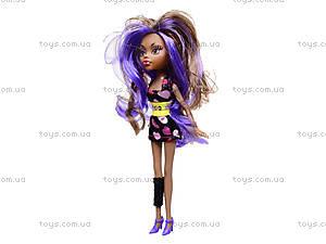 Кукла Monster Girl с модными аксессуарами, HX6103-1, детские игрушки