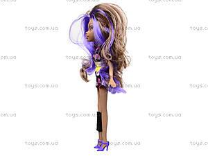 Кукла Monster Girl с модными аксессуарами, HX6103-1, toys.com.ua