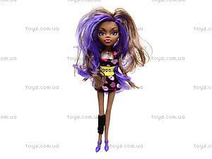 Кукла Monster Girl с модными аксессуарами, HX6103-1, toys