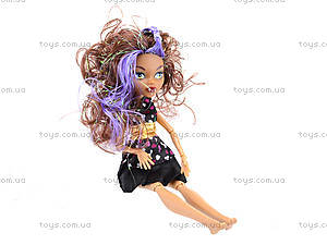 Детская кукла Monster Girl, с аксессуарами, Q30-B1B2B3, фото