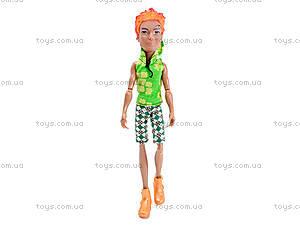 Набор кукол Monster Girl с аксессуарами, KQ008-A, игрушки