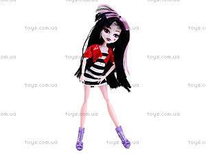 Набор кукол Monster Girl с аксессуарами, KQ008-A, магазин игрушек