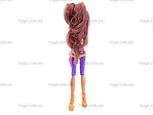 Детская кукла Monster Girl с расческой, YF1001-1003, купить