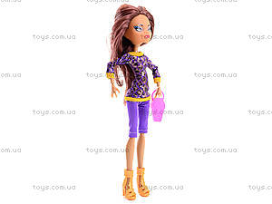 Детская кукла Monster Girl с расческой, YF1001-1003, детские игрушки