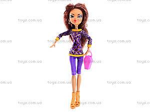 Детская кукла Monster Girl с расческой, YF1001-1003, магазин игрушек