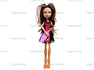 Кукла детская Monster Girl с аксессуарами, YF1002S3S, фото