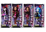 Кукла детская Monster Girl с аксессуарами, YF1002S3S, отзывы