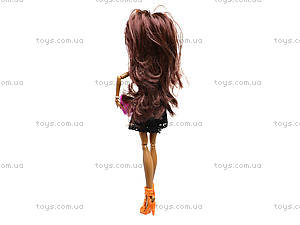 Кукла детская Monster Girl с аксессуарами, YF1002S3S, цена