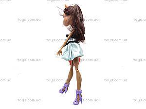 Кукла Monster Girl «Праздничный наряд», 8866-3, купить