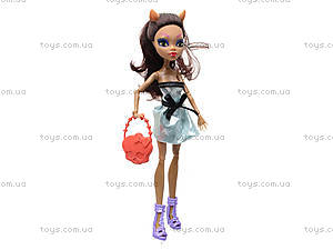 Кукла Monster Girl «Праздничный наряд», 8866-3, игрушки