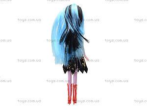 Детская кукла Monster Girl «Ведьмочка», 89032A, купить
