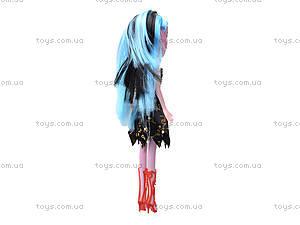 Детская кукла Monster Girl «Ведьмочка», 89032A, отзывы