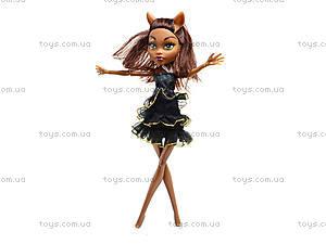 Детская кукла Monster Girl для девочек, 919-5-6-7-8, фото