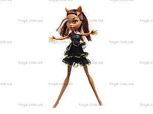 Детская кукла Monster Girl для девочек, 919-5-6-7-8, игрушки