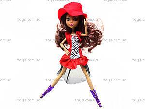 Кукла Monster Girl «Модный Scaris», TX005-56789, детские игрушки
