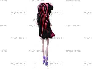 Кукла Monster Girl «Модный Scaris», TX005-56789, іграшки