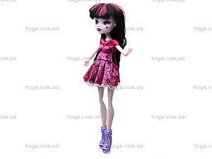 Кукла Monster Girl «Модный Scaris», TX005-56789, доставка
