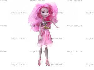 Кукла Monster Girl «Город Монстров», TX005-A1A2A3A4, купить