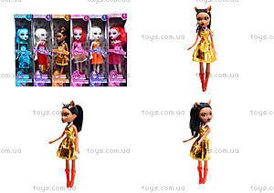 Игрушечная кукла Monster Girl для девочек, 1244
