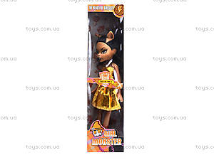 Игрушечная кукла Monster Girl для девочек, 1244, цена