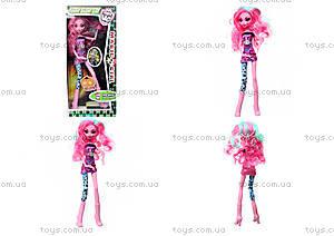 Детская кукла Monster Girl «Фешн», WX01-14