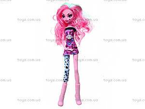 Детская кукла Monster Girl «Фешн», WX01-14, отзывы