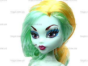 Кукла Monster Girl «Happy Day», WX01-567, фото