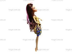 Кукла Monster Girl «Подружки», 1056, магазин игрушек