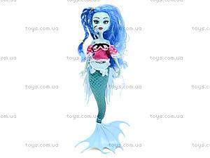Кукла Monster Girl «Русалка», BLD300AB, детские игрушки