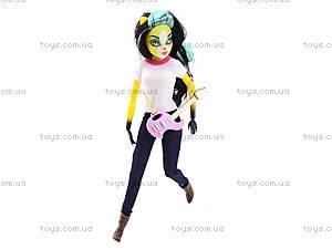 Детская кукла Monster Girl «Кошка» с аксессуарами, YY2016-1-6, купить
