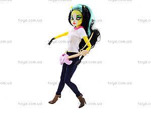 Детская кукла Monster Girl «Кошка» с аксессуарами, YY2016-1-6, игрушки